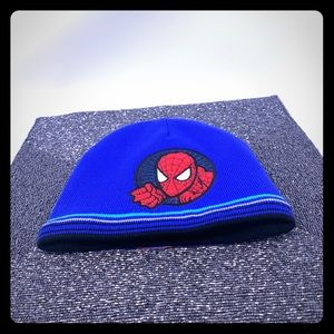 THE AMAZING SPIDER MAN BEANIE HAT FOR BOYS